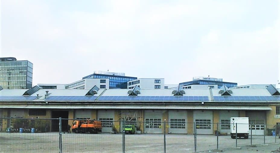 Solarkraft Stuttgart