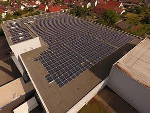 Solaranlage Erligheim