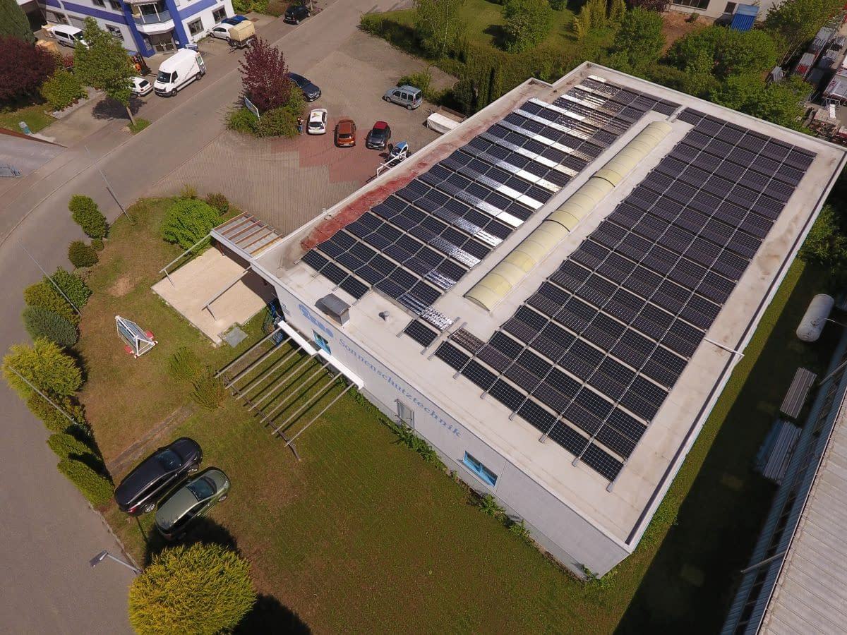 Photovoltaik Lauffen am Necker
