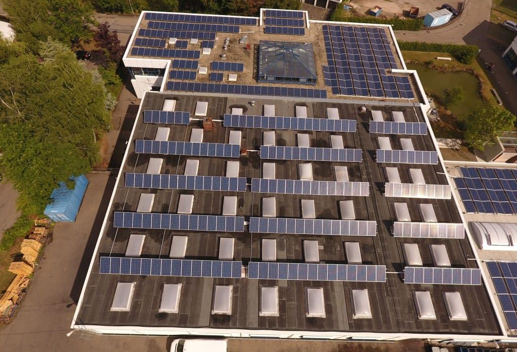 Fotovoltaikanlage Engelsbrand
