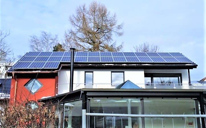 Solarstromanlage Stuttgart