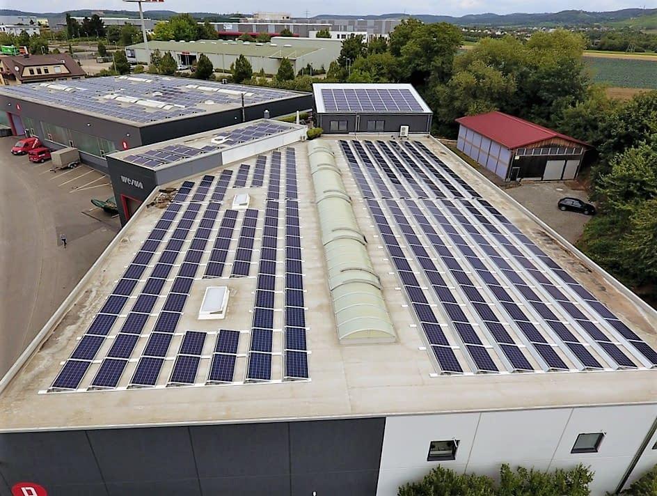 Solarkraftwerk Ilsfeld