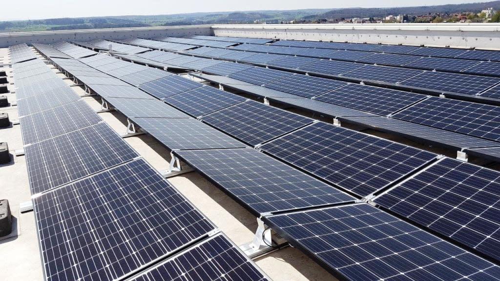 Photovoltaik in Schönaich