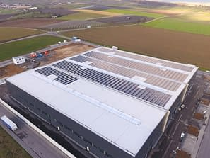 Solaranlage in Bretzfeld