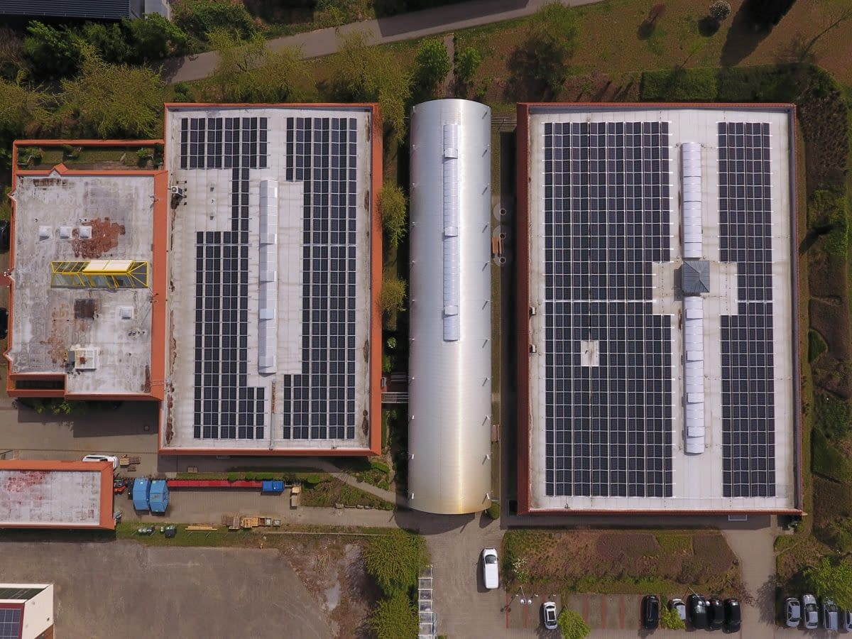 Photovoltaikanlage Erligheim