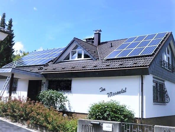 Solaranlage Weil der Stadt