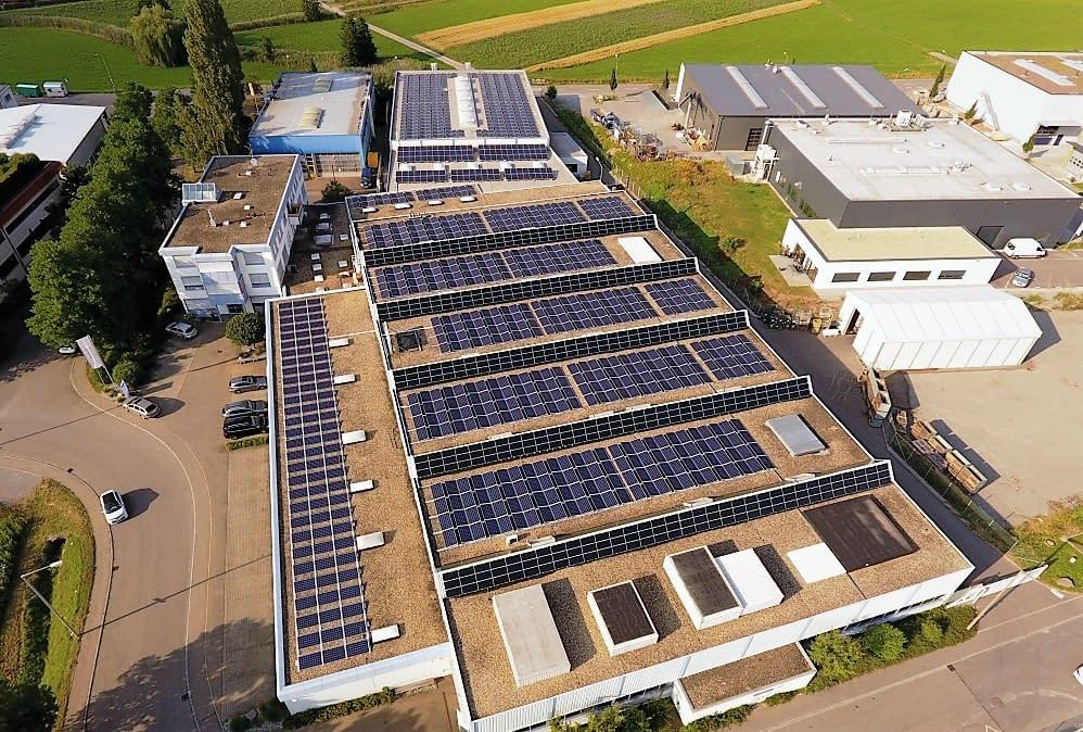 Solaranlage Magstadt