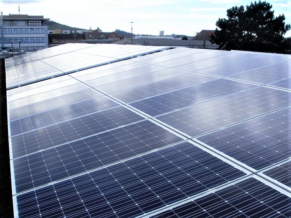 Photovoltaik in Fellbach