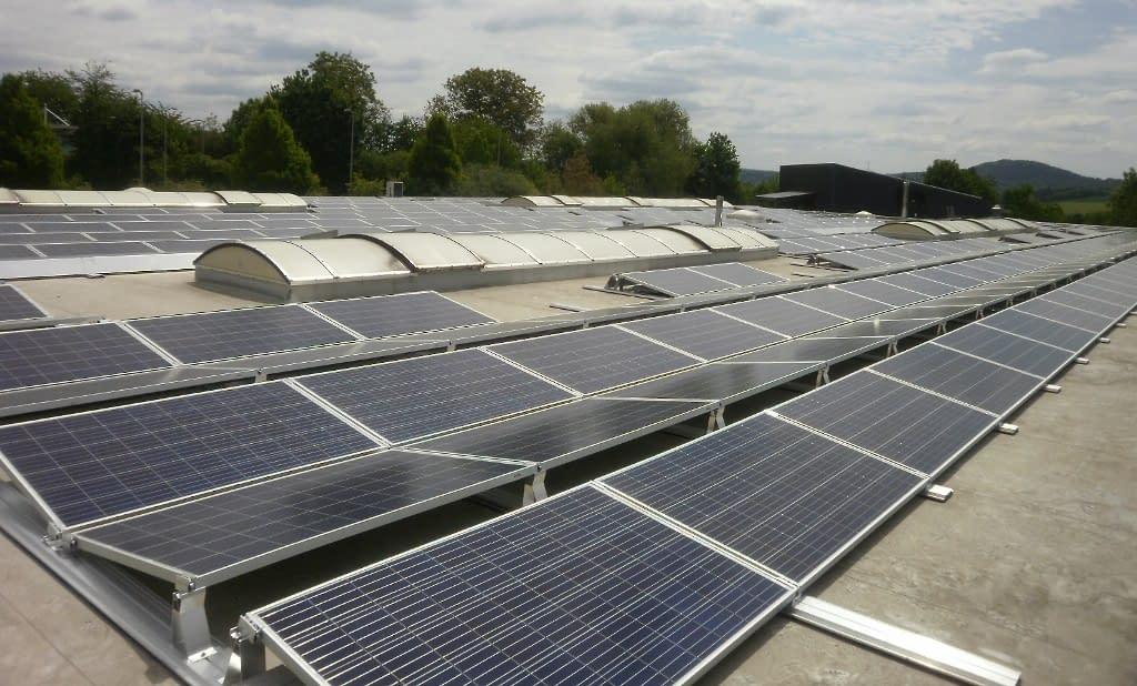 Fotovoltaik Ilsfeld
