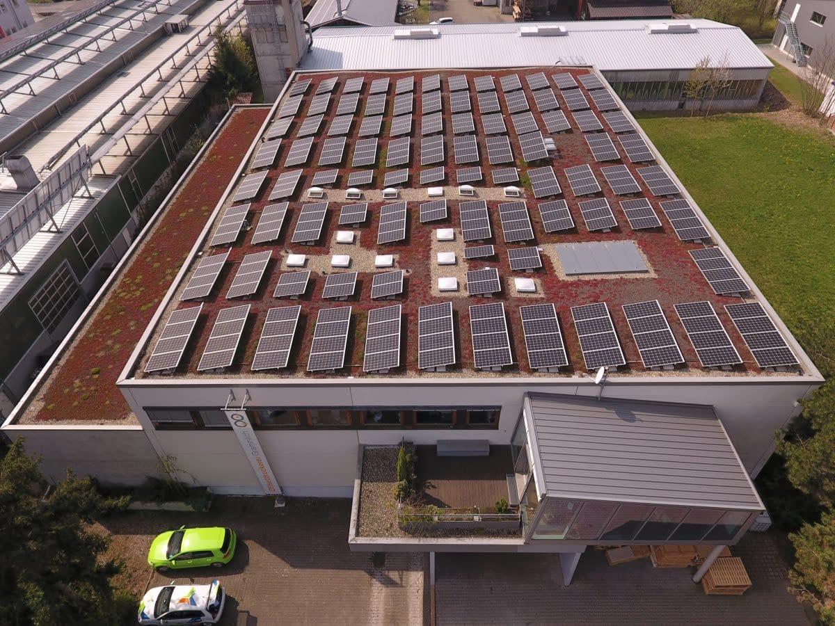Photovoltaikanlage Pliezhausen