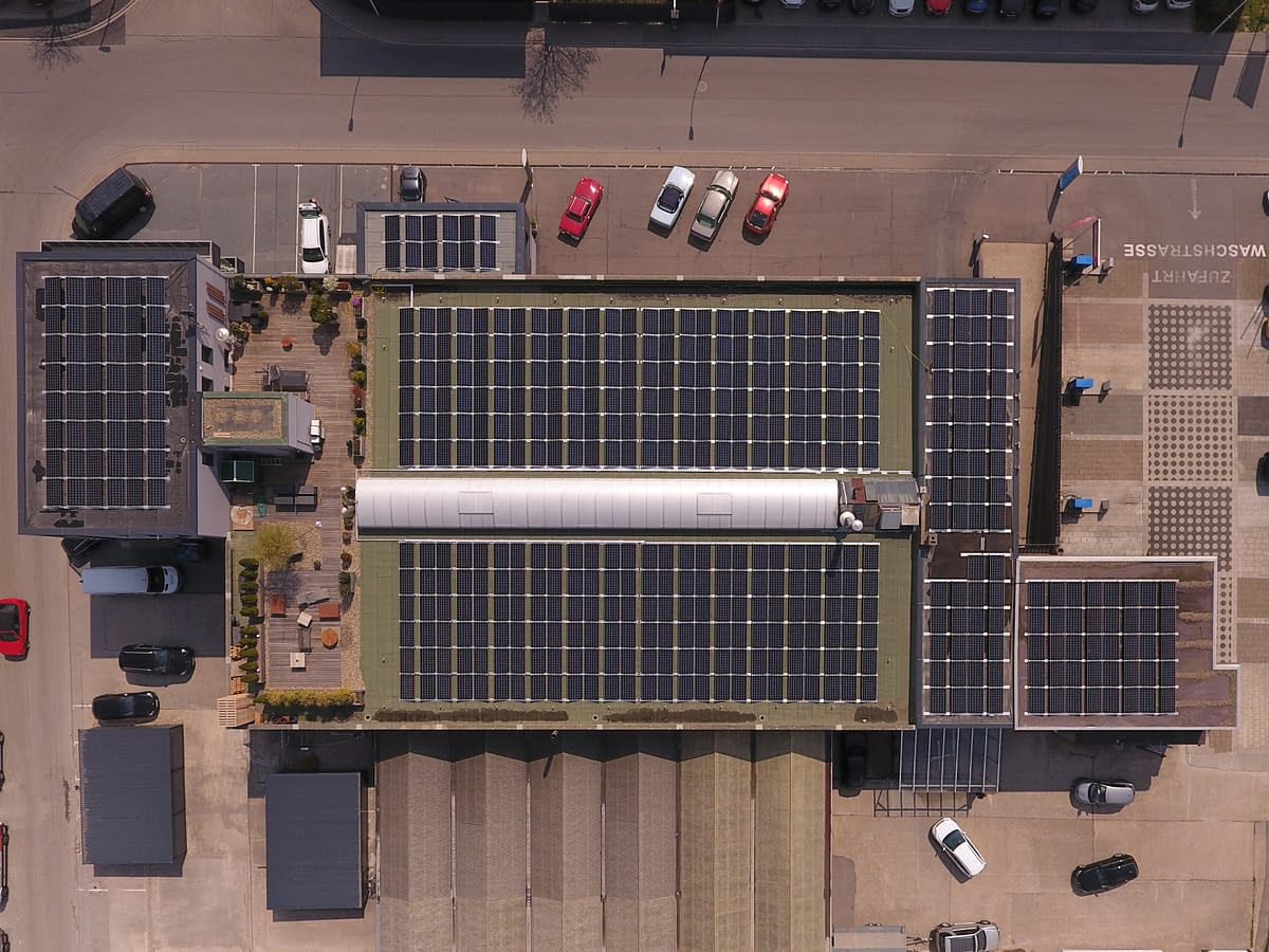 Solar Rutesheim