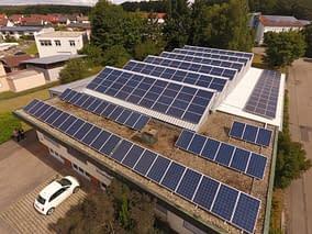 Fotovoltaik Engelsbrand
