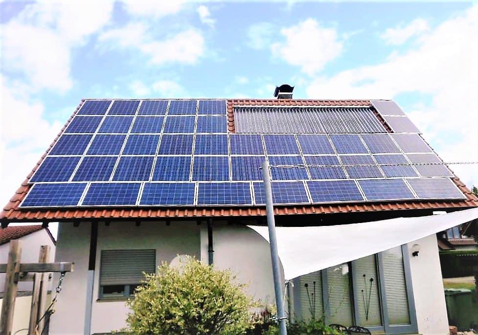 Photovoltaik in Neulingen