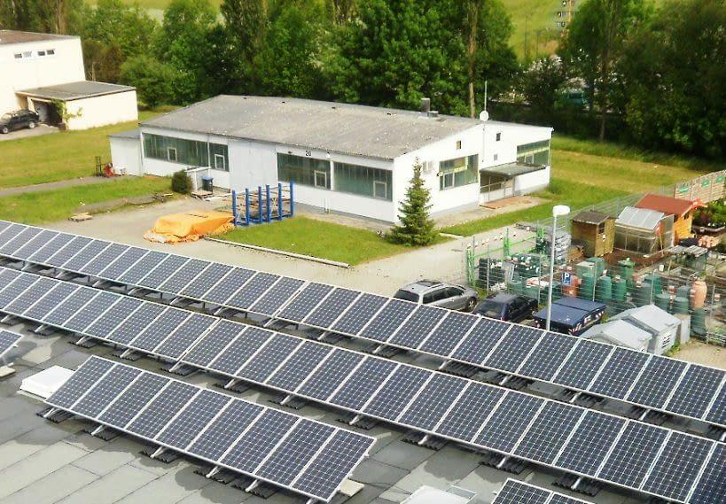 Solaranlage_Aidlingen Gewerbeimmobilie