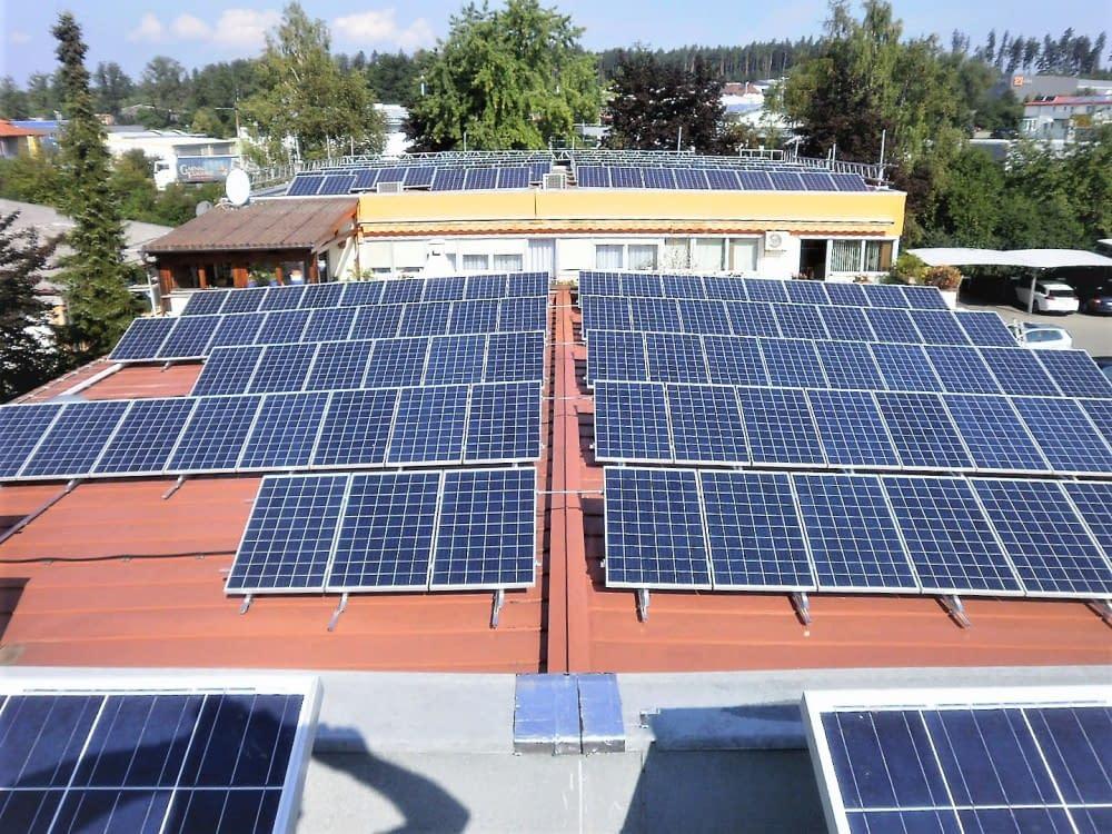 Photovoltaik Althengstett