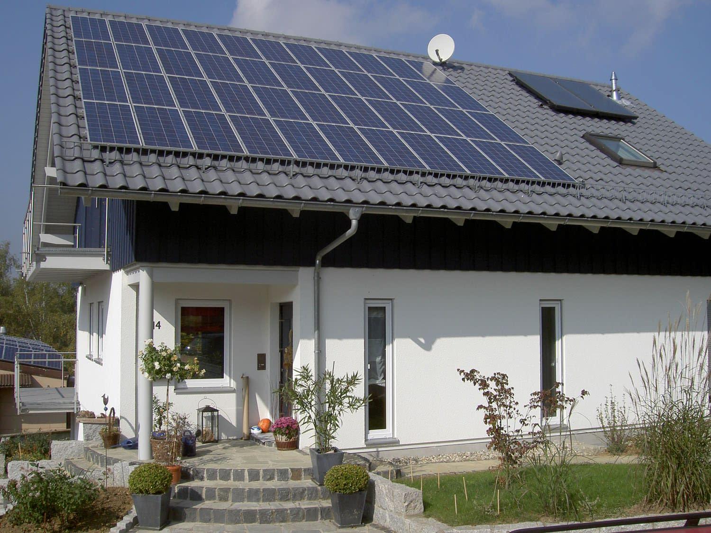Solaranlage Lichtenwald