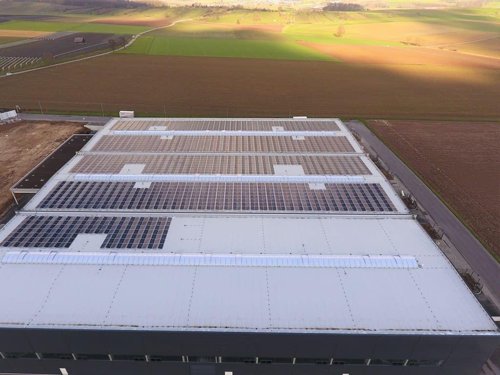 Bretzfeld Solaranlage