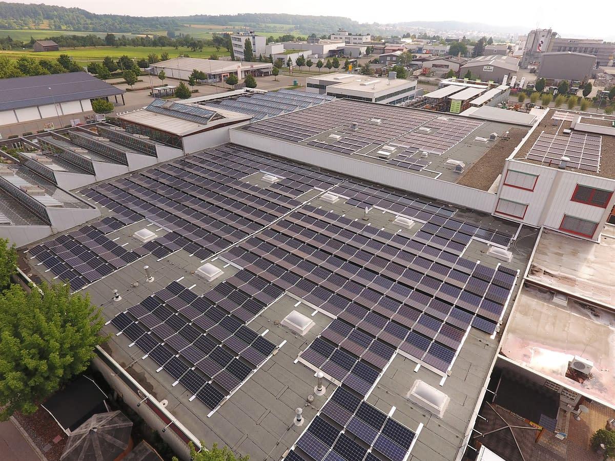 Solaranlage Rutesheim