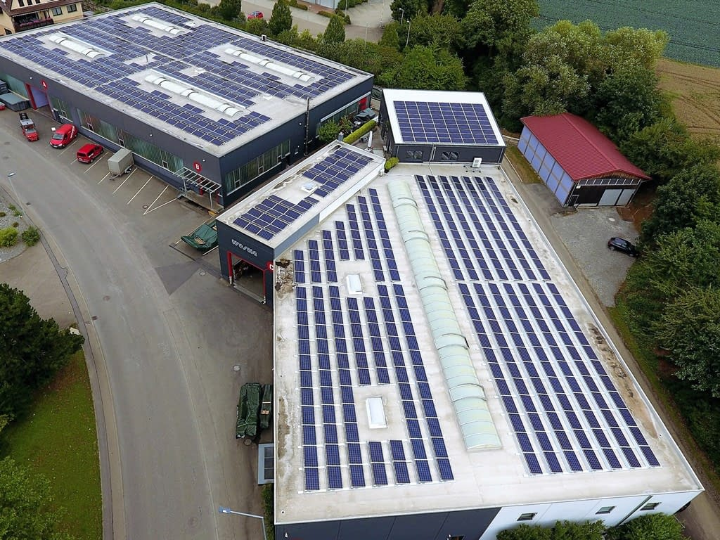 Photovoltaik Ilsfeld