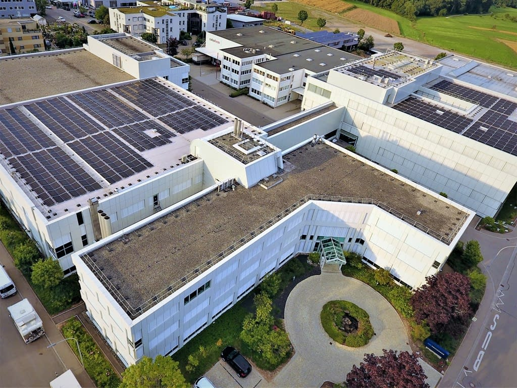 Solaranlage in Schönaich