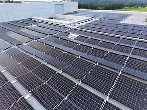 Solarkraftwerk Schönaich