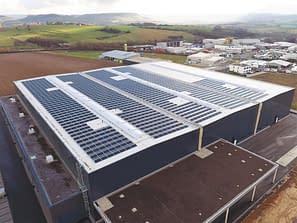 Solaranlage Bretzfeld