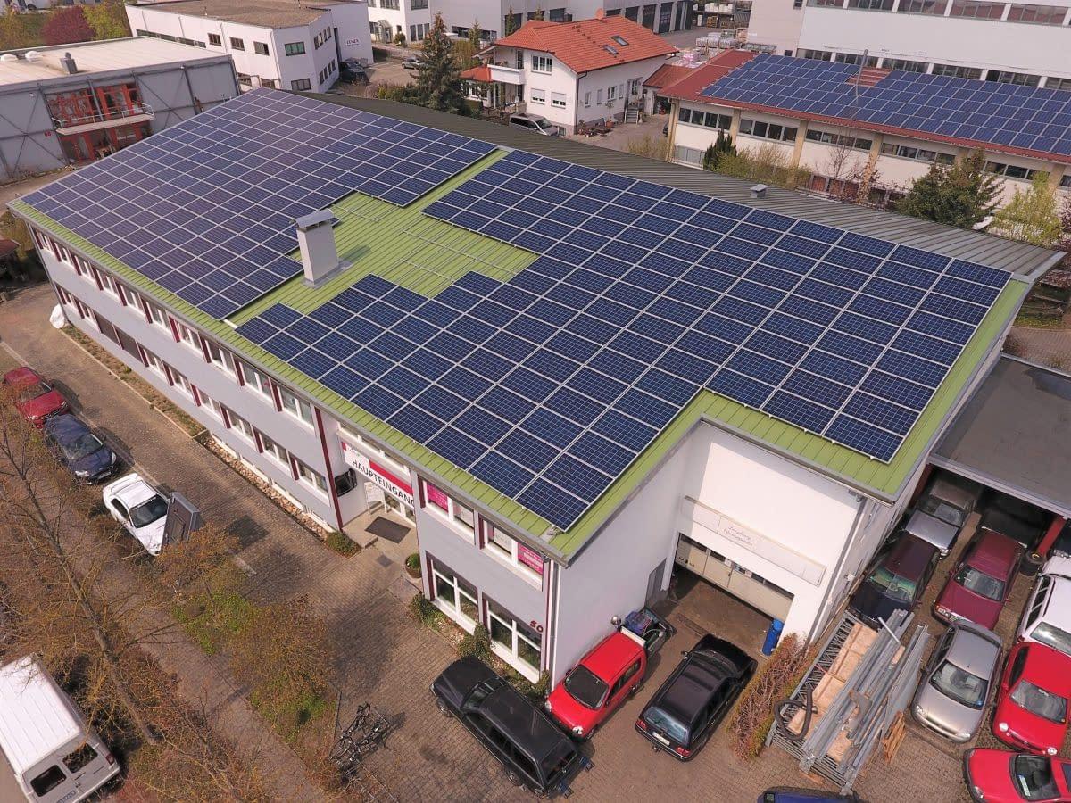 Solaranlage Neckartailfingen