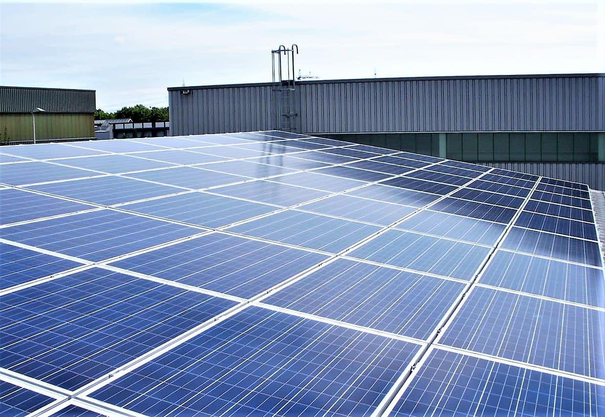 Solaranlage Pleidelsheim