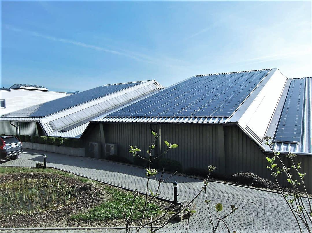 PV-Anlage in Stuttgart