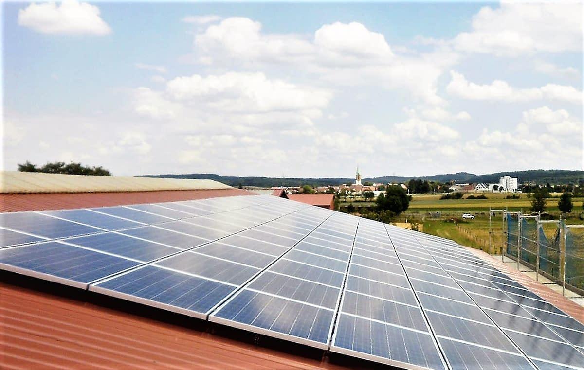 Renningen Malmsheim Solaranlage
