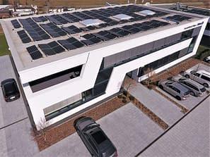 Solaranlage in Weissach