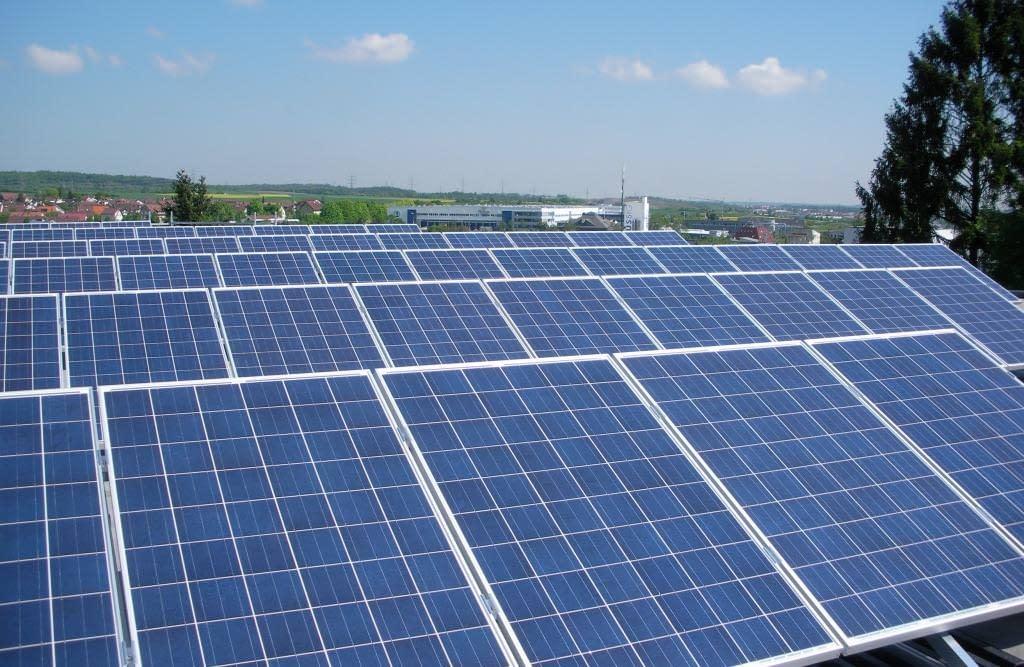 Photovoltaik in Gärtringen