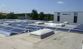 Solaranlage in Illingen