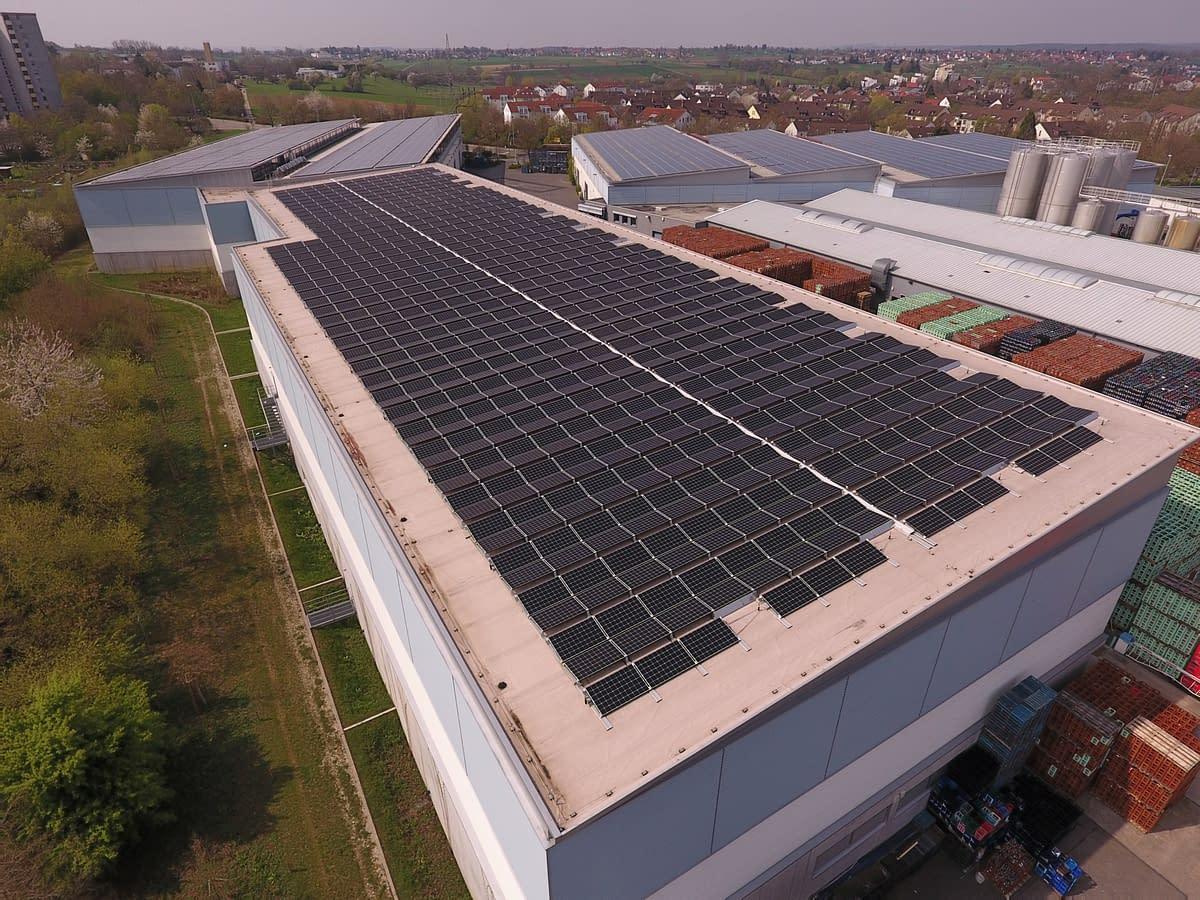 Solaranlage in Reutlingen