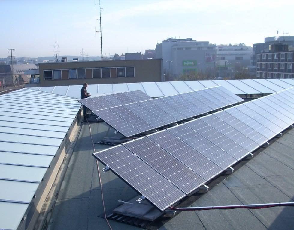 Solaranlage Böblingen