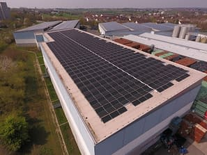 Solaranlage in Reutlingen
