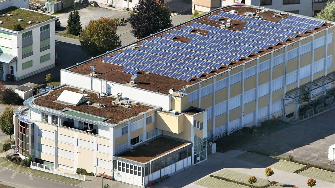 Solaranlage in Steinenbronn