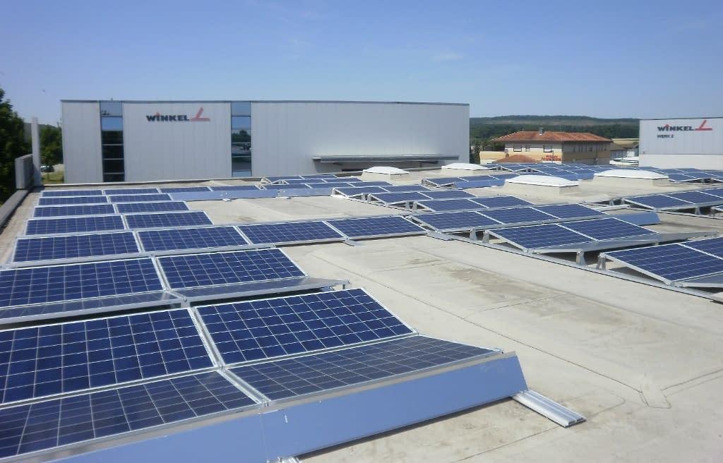 Photovoltaik in Illingen