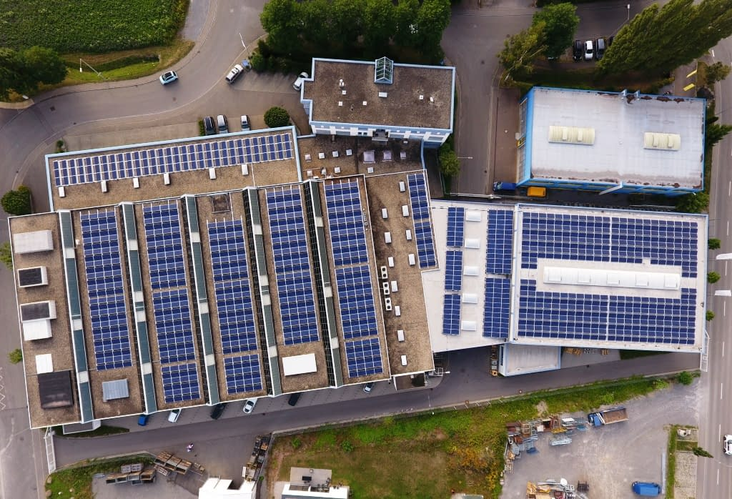 Photovoltaik in Magstadt