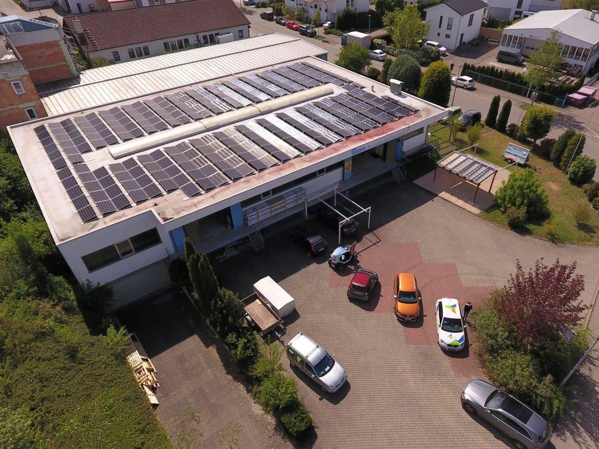 Solaranlage Lauffen am Necker