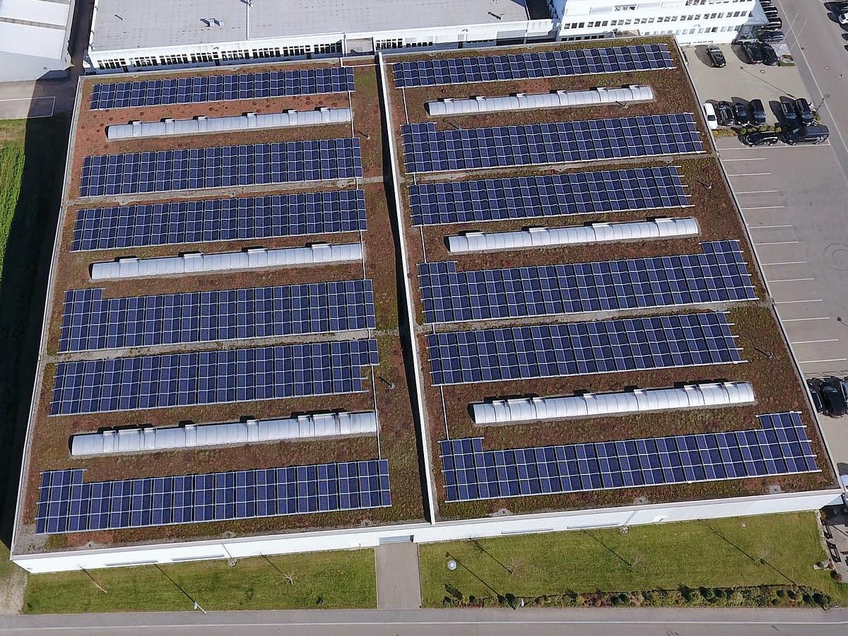 Photovoltaikanlage Wolfschlugen