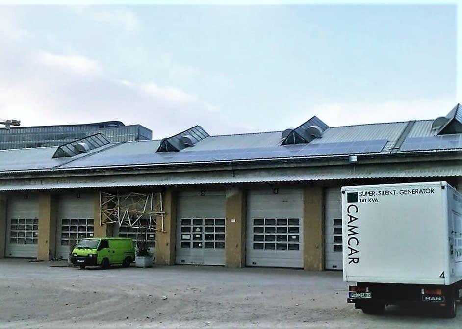 PV-Anlage Stuttgart