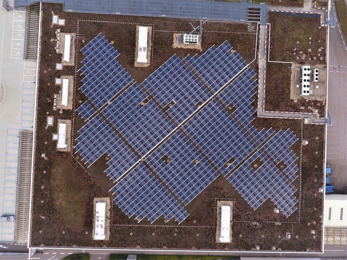 Solaranlage in Stuttgart