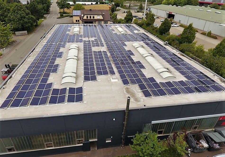 Solaranlage Ilsfeld