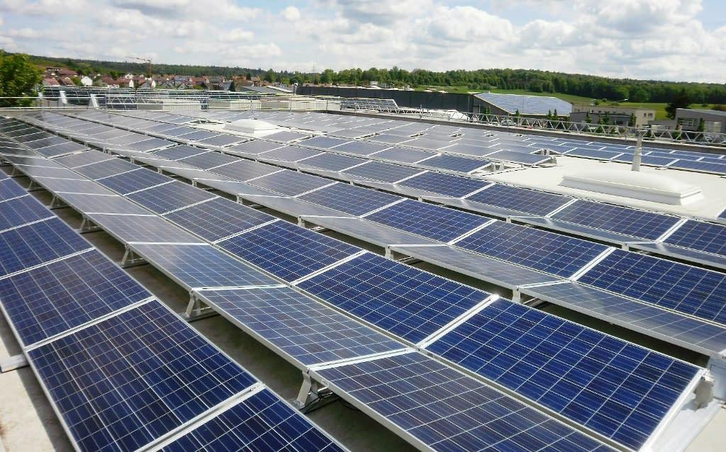 Photovoltaikanlage Magstadt