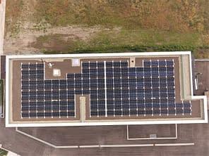 Solaranlage in Leonberg