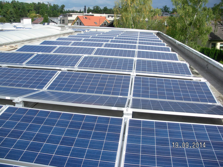 Solarkraftwerk Engelsbrand