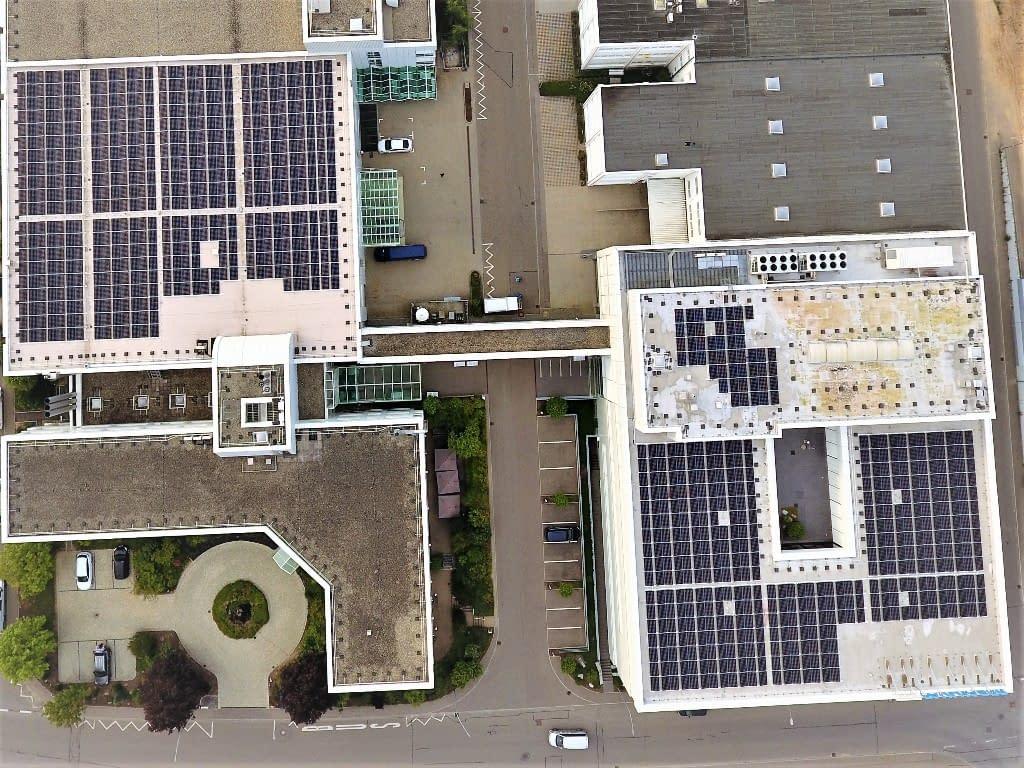 Solaranlage Schönaich