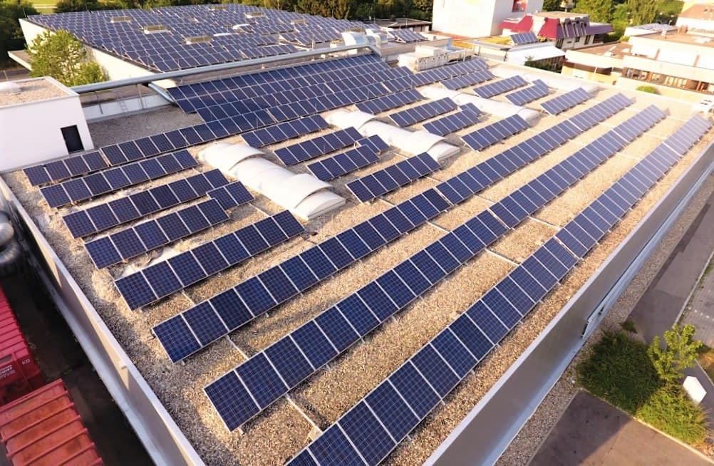 Photovoltaikanlage Sindelfingen