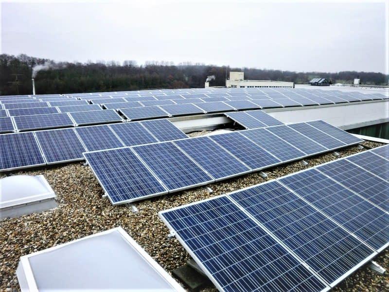 Photovoltaik Solaranlage Kornwestheim